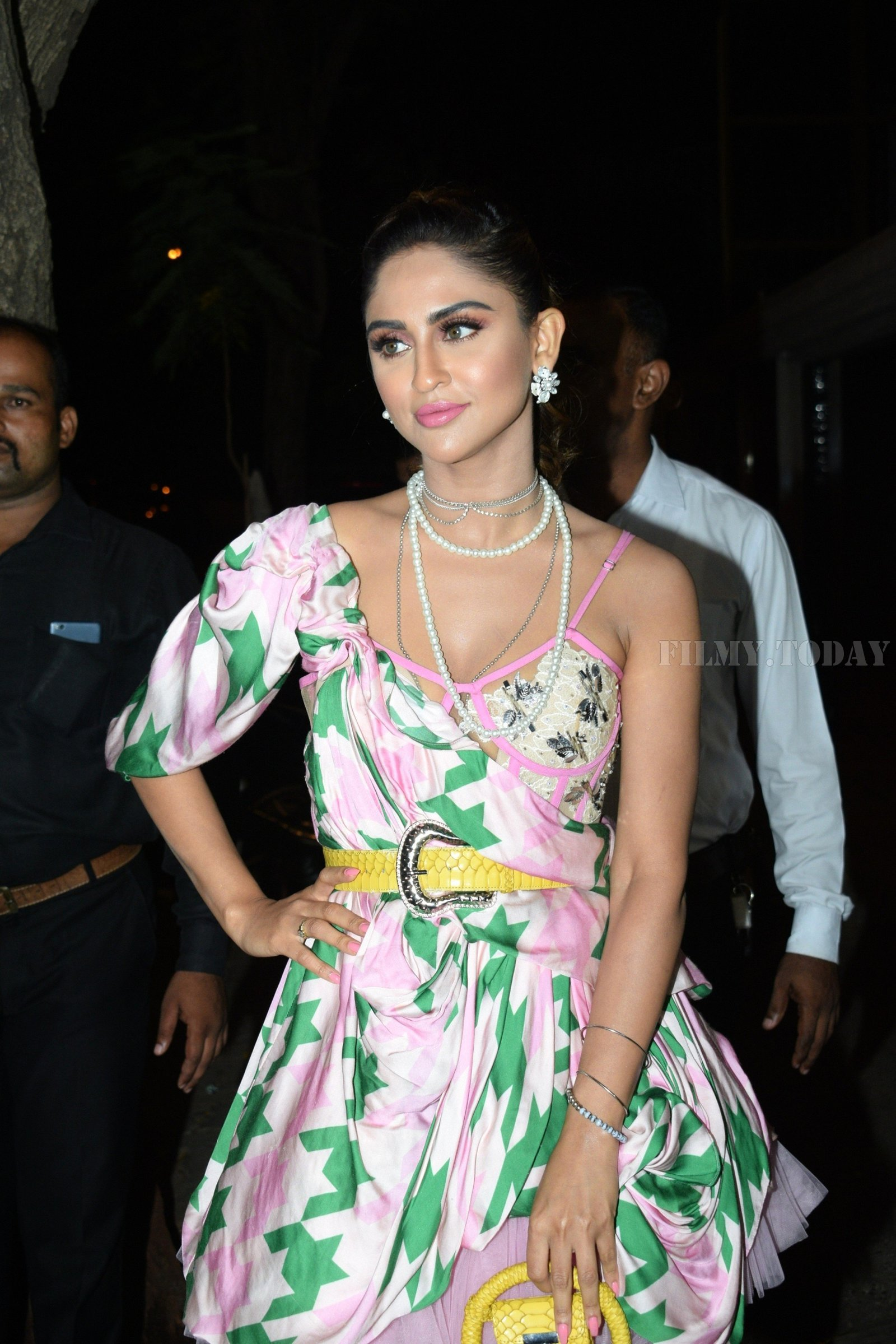 Krystle D'Souza - Photos: Ekta Kapoor's Birthday Party At Her Residence In Juhu | Picture 1653143
