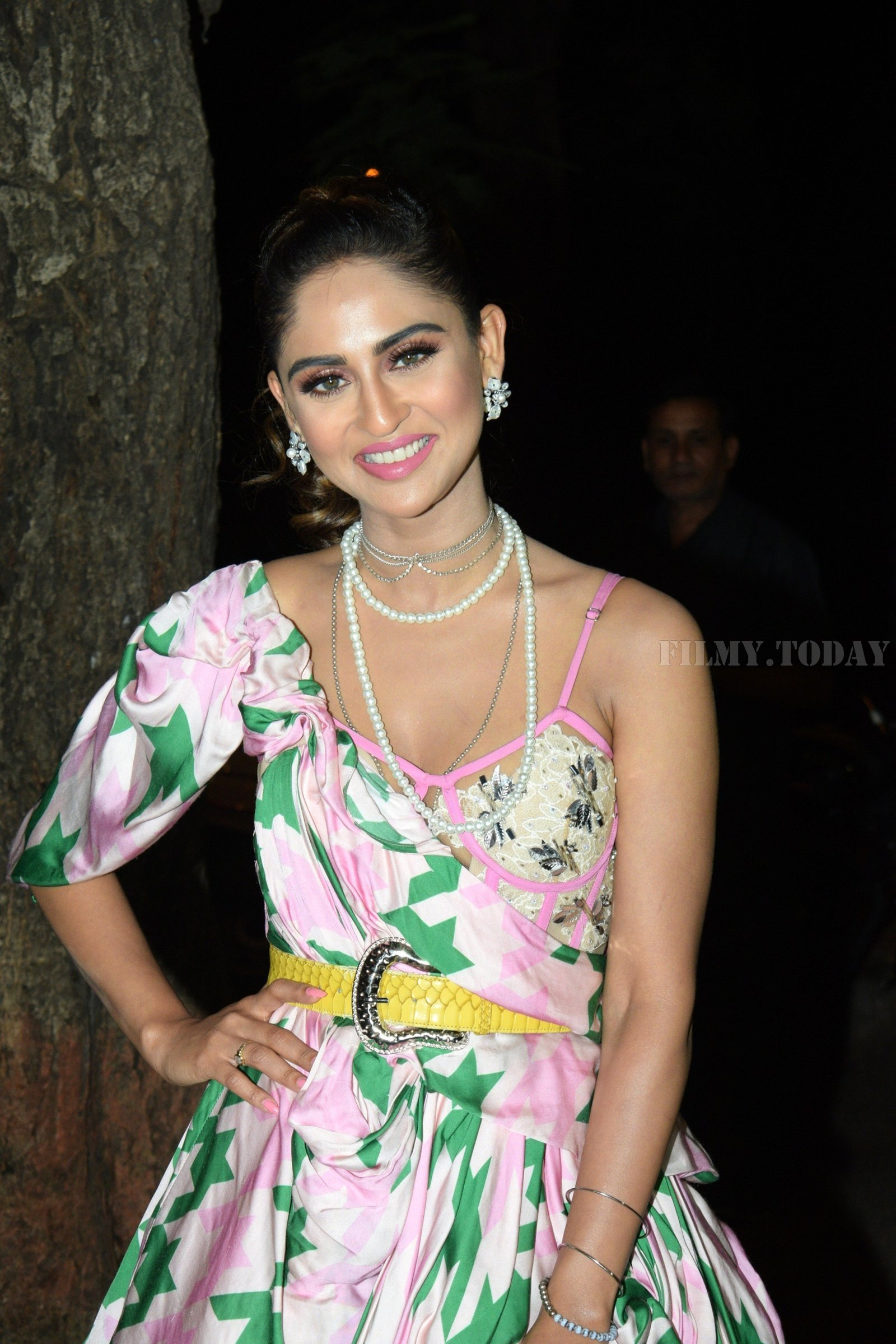 Krystle D'Souza - Photos: Ekta Kapoor's Birthday Party At Her Residence In Juhu | Picture 1653146