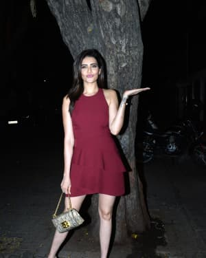 Karishma Tanna - Photos: Ekta Kapoor's Birthday Party At Her Residence In Juhu | 1653175