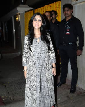 Sakshi Tanwar - Photos: Ekta Kapoor's Birthday Party At Her Residence In Juhu