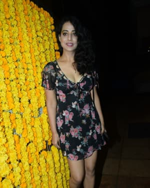 Mahie Gill - Photos: Ekta Kapoor's Birthday Party At Her Residence In Juhu | Picture 1653141