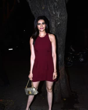 Karishma Tanna - Photos: Ekta Kapoor's Birthday Party At Her Residence In Juhu | 1653172