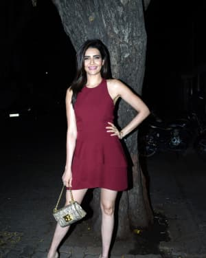 Karishma Tanna - Photos: Ekta Kapoor's Birthday Party At Her Residence In Juhu | 1653176