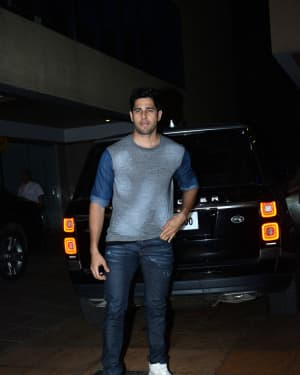 Sidharth Malhotra - Photos: Ekta Kapoor's Birthday Party At Her Residence In Juhu   Picture 1653129
