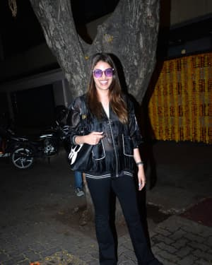 Anushka Ranjan - Photos: Ekta Kapoor's Birthday Party At Her Residence In Juhu | Picture 1653183