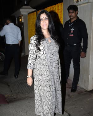 Sakshi Tanwar - Photos: Ekta Kapoor's Birthday Party At Her Residence In Juhu | Picture 1653155