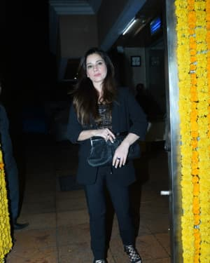 Neelam Kothari - Photos: Ekta Kapoor's Birthday Party At Her Residence In Juhu | Picture 1653119