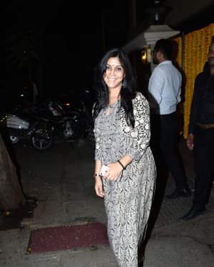 Sakshi Tanwar - Photos: Ekta Kapoor's Birthday Party At Her Residence In Juhu | Picture 1653154