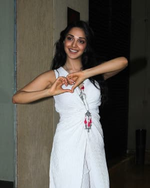 Kiara Advani - Photos: Media Interactions For Film Kabir Singh At Jw Marriott | Picture 1653799