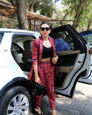 Karisma Kapoor - Photos: Sonam Kapoor's Birthday Party At Anil Kapoor's House