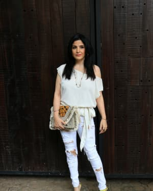Photos: Sonam Kapoor's Birthday Party At Anil Kapoor's House