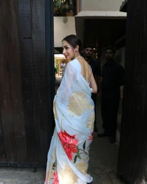 Malaika Arora - Photos: Sonam Kapoor's Birthday Party At Anil Kapoor's House