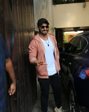 Arjun Kapoor - Photos: Sonam Kapoor's Birthday Party At Anil Kapoor's House | Picture 1653188