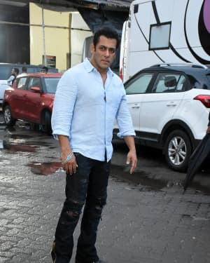 Salman Khan - Photos: Special Screening Of Film Bharat For Families Separated During 1947