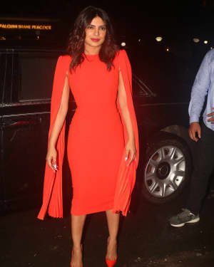 Priyanka Chopra - Photos: Dinner Party For The New Campaign Launch Of Bumble | Picture 1654012