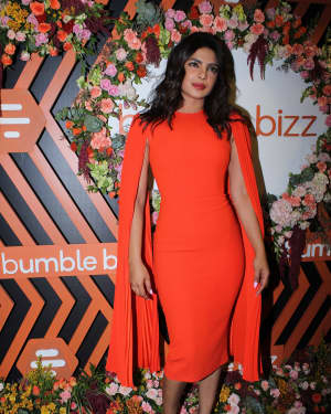 Priyanka Chopra - Photos: Dinner Party For The New Campaign Launch Of Bumble | Picture 1654002