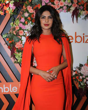 Priyanka Chopra - Photos: Dinner Party For The New Campaign Launch Of Bumble | Picture 1653996