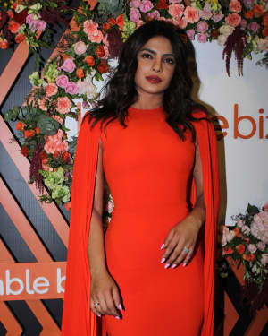 Priyanka Chopra - Photos: Dinner Party For The New Campaign Launch Of Bumble | Picture 1654001