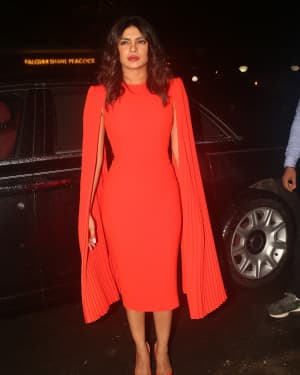 Priyanka Chopra - Photos: Dinner Party For The New Campaign Launch Of Bumble | Picture 1654011