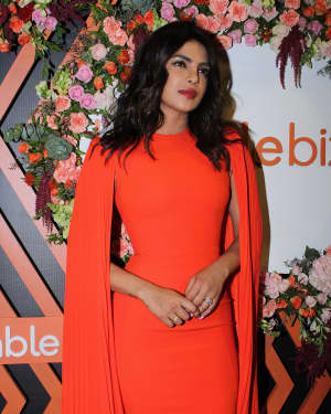 Priyanka Chopra - Photos: Dinner Party For The New Campaign Launch Of Bumble | Picture 1653999