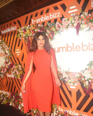 Priyanka Chopra - Photos: Dinner Party For The New Campaign Launch Of Bumble | Picture 1654015