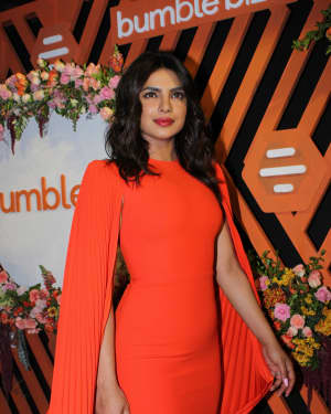 Priyanka Chopra - Photos: Dinner Party For The New Campaign Launch Of Bumble | Picture 1654021