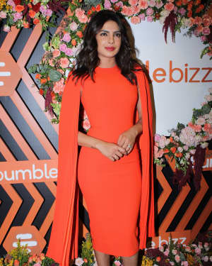 Priyanka Chopra - Photos: Dinner Party For The New Campaign Launch Of Bumble | Picture 1653997