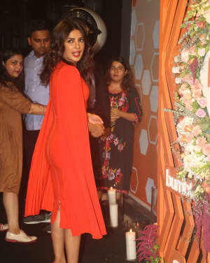 Priyanka Chopra - Photos: Dinner Party For The New Campaign Launch Of Bumble | Picture 1654017