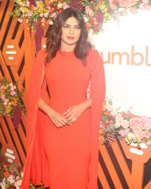 Priyanka Chopra - Photos: Dinner Party For The New Campaign Launch Of Bumble | Picture 1654014