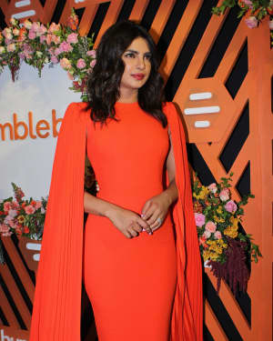 Priyanka Chopra - Photos: Dinner Party For The New Campaign Launch Of Bumble | Picture 1654005