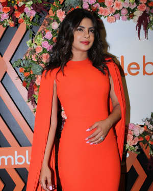 Priyanka Chopra - Photos: Dinner Party For The New Campaign Launch Of Bumble | Picture 1653994