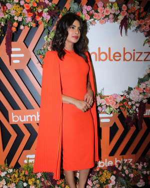 Priyanka Chopra - Photos: Dinner Party For The New Campaign Launch Of Bumble | Picture 1653993