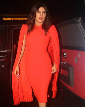 Priyanka Chopra - Photos: Dinner Party For The New Campaign Launch Of Bumble | Picture 1654009