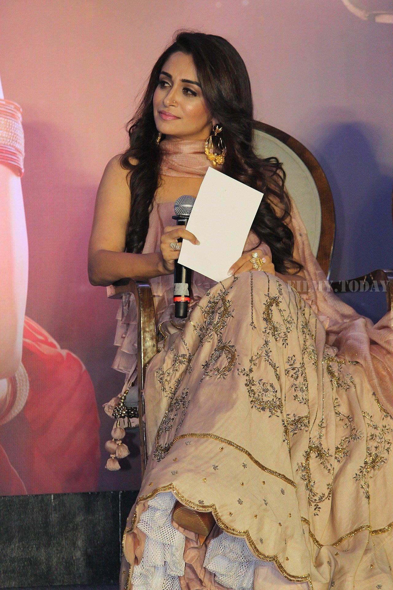 Dipika Kakar - Photos:  Launch Of Kahaan Hum Kahaan Tum | Picture 1653973