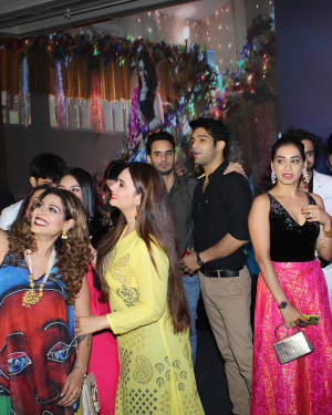 Photos:  Launch Of Kahaan Hum Kahaan Tum