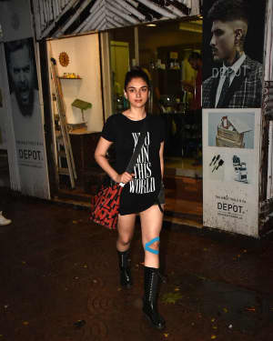 Aditi Rao Hydari - Photos: Celebs Spotted at Bandra | Picture 1654322