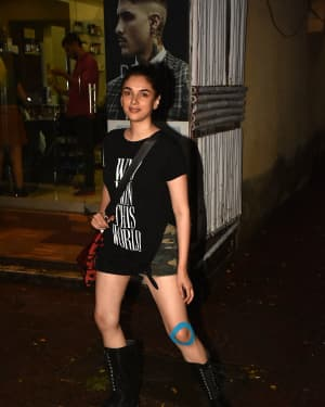 Aditi Rao Hydari - Photos: Celebs Spotted at Bandra | Picture 1654325
