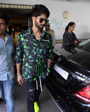 Shahid Kapoor - Photos: Promotion Of Kabir Singh At Sun N Sand | Picture 1654302