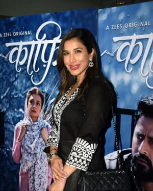 Sophie Choudry - Photos: Screening Of Zee5's Original Kaafir At Sunny Sound