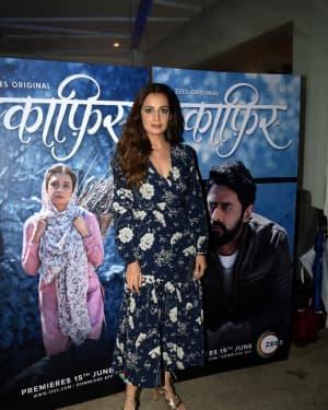 Dia Mirza - Photos: Screening Of Zee5's Original Kaafir At Sunny Sound | Picture 1654333