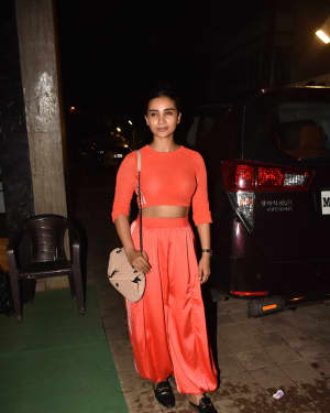 Photos: Celebs At Rohini Iyer House Party