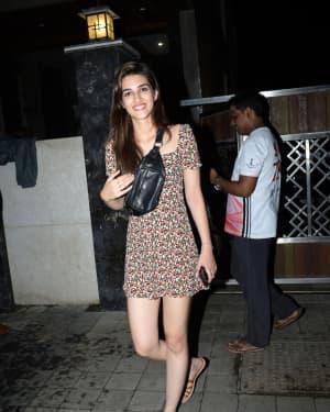 Kriti Sanon - Photos: Celebs At Rohini Iyer House Party