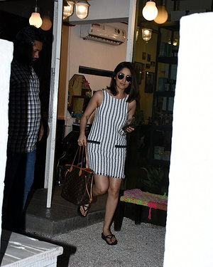 Yami Gautam - Photos: Celebs Spotted Bblunt Salon At Bandra | Picture 1654971