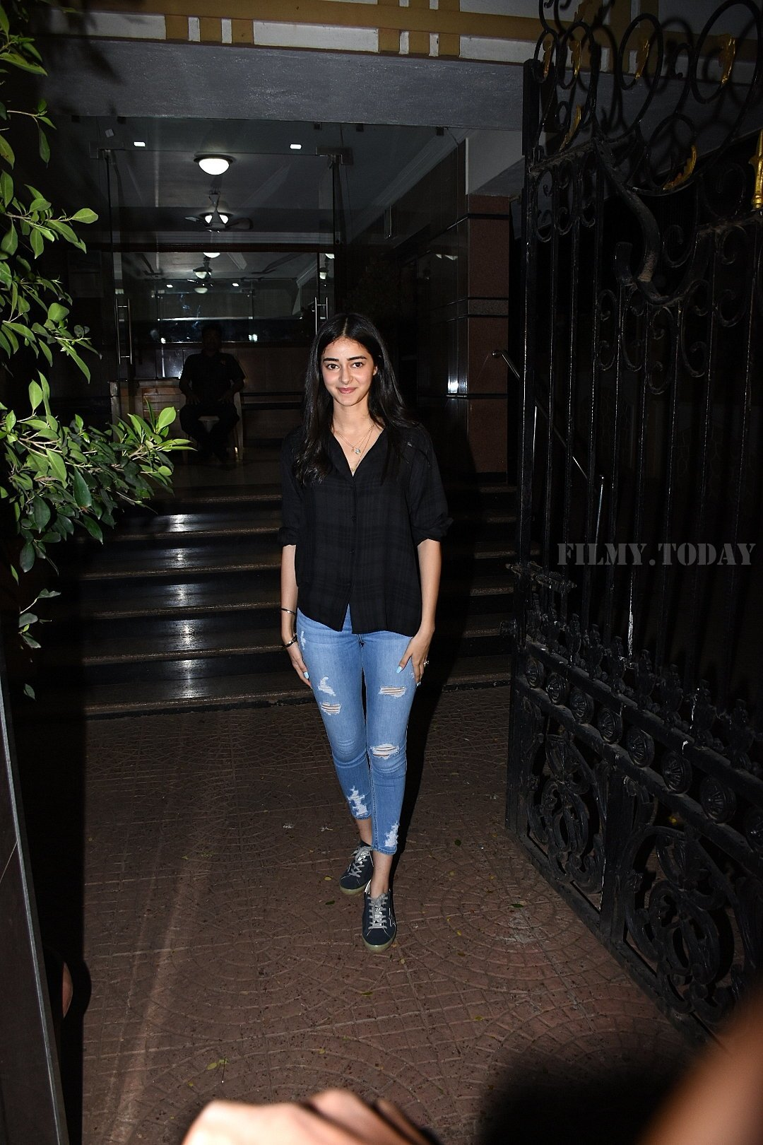 Ananya Pandey - Photos: Celebs Spotted at Bandra | Picture 1654986