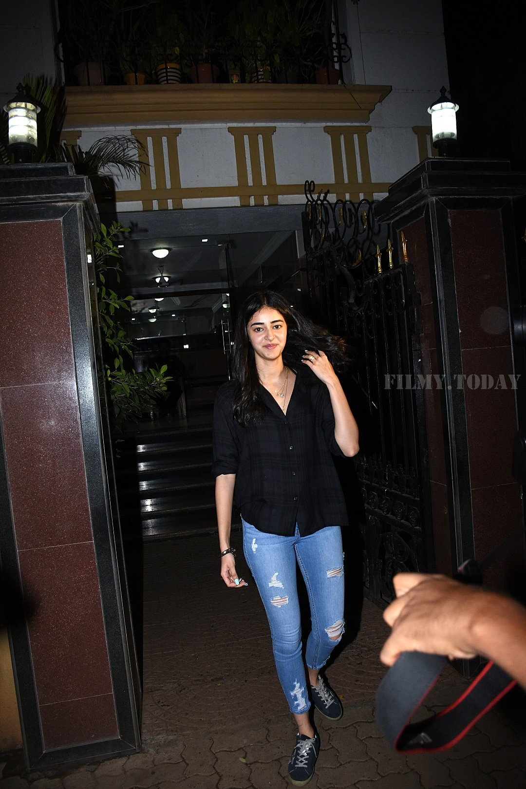 Ananya Pandey - Photos: Celebs Spotted at Bandra | Picture 1654984