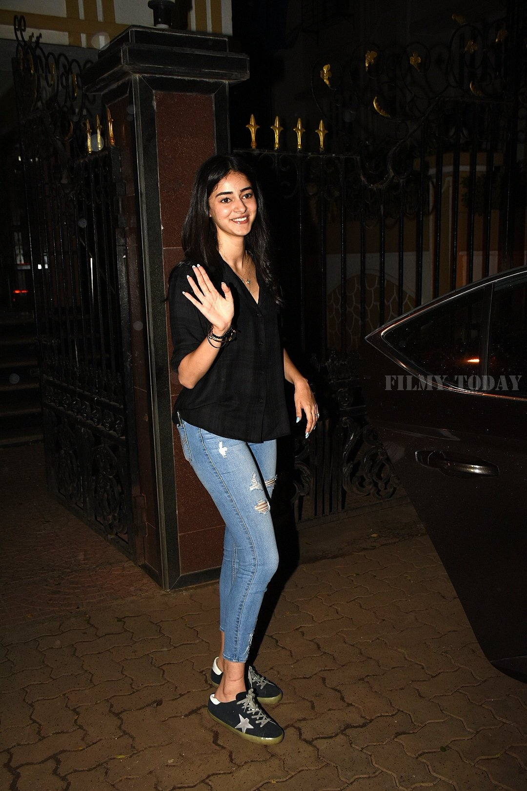 Ananya Pandey - Photos: Celebs Spotted at Bandra | Picture 1654987