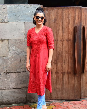 Saiyami Kher - Photos: Celebs Spotted at Bandra | Picture 1654988