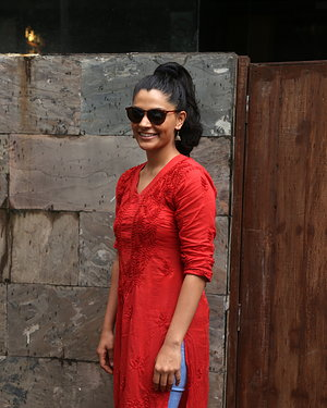 Saiyami Kher - Photos: Celebs Spotted at Bandra