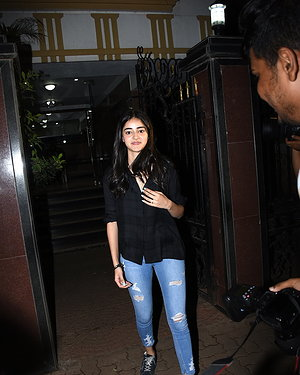 Ananya Pandey - Photos: Celebs Spotted at Bandra | Picture 1654983