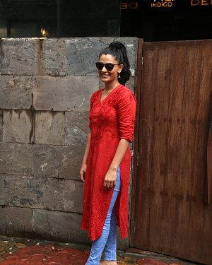 Saiyami Kher - Photos: Celebs Spotted at Bandra | Picture 1654992